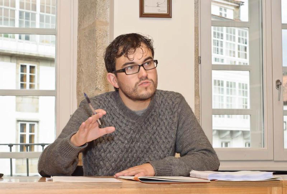 Carlos Callón organizaba batidas de castelánfalantes