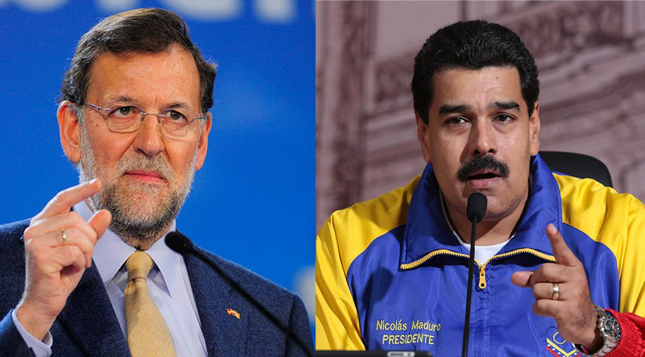 Rajoy e Maduro cítanse para pegarse o 20 demaio