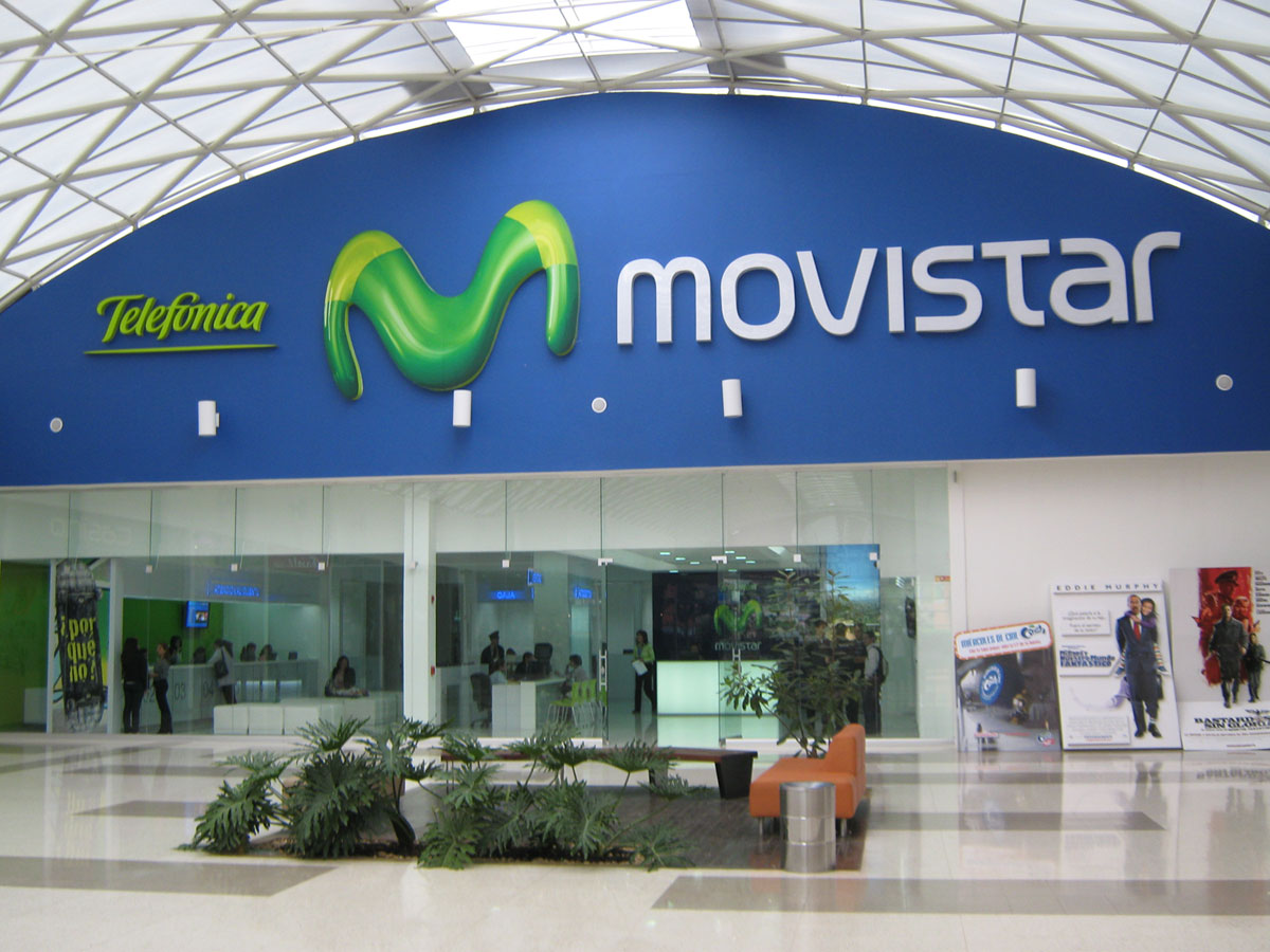 Movistar cobrará as chamadas de atención